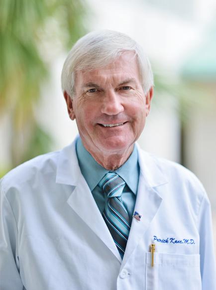 Dr. Patrick Kane