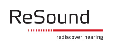 ReSound Hearing Aid Logo