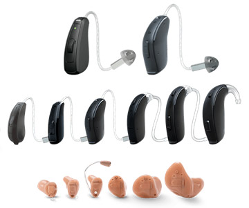 ReSound LiNX Hearing Aids